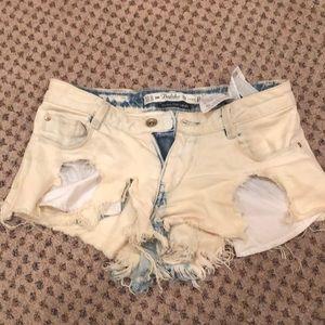 Zara Jean Shorts